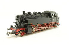Märklin H0 - 3096 - Steam locomotive BR 86 of the DB.