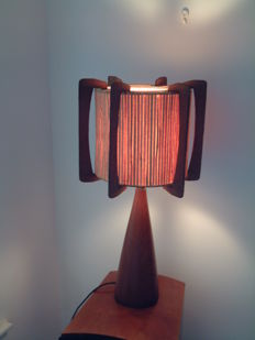 Unknown designer - table light.