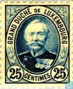 Postage Stamps - Luxembourg - Grand duke Adolphe