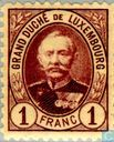 Timbres-poste - Luxembourg - Grand-duc Adolphe