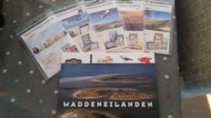 "The Netherlands 2010 - complete collection of personal stamps ""Waddeneilanden"" in illustrated Davo album."