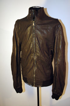 Dolce & Gabbana - leather jacket