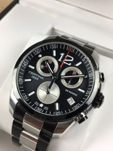Certina — DS Rookie Chronograph — C016417A — Men's — 2011-present