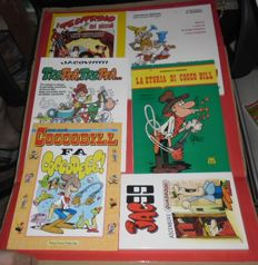 Jacovitti, Benito - 6x comic volume