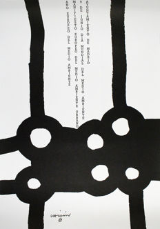 Eduardo Chillida - Komposition