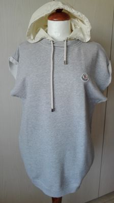 Moncler top with hood, unisex
