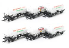 Roco H0 - 44049 - 2 pieces of boiler car sets 'Dortmunder Union' of the DB