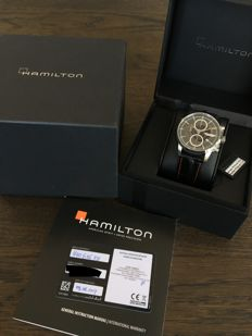Hamilton – RailRoad Auto Chrono – H40656731 – Men's – 2011-present