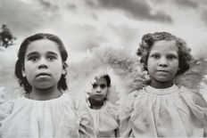 Sebastião Salgado (1944-) - 'First communion at Juazeiro Do Norte' - 1981