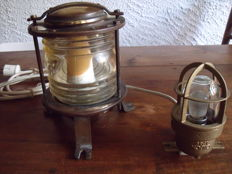 Anchor light Industria and engine room lamp Gluck IP 56