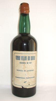 1871 Colheita Port, Quinta de Loureiro - 1 bottle