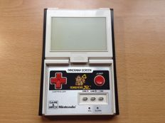 Game & Watch - Donkey Kong JR. - Panorama sreen - Nintendo.