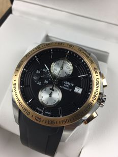 Tissot — Veloci-T Chronograph Automatic — T024427A — Heren — 2011-heden