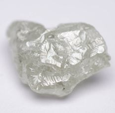 Natural raw rough diamond (untreated) 8.10 x 5.70 x 3.50 mm - 1.02 ct