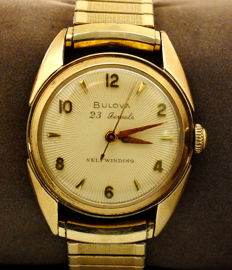 "Bulova 23 ""C"", 1958 (Marked: L8) - Men's watch/Unisex"