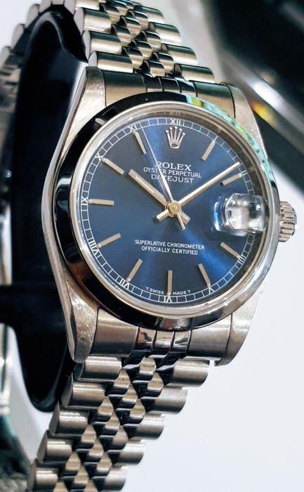Rolex – Datejust – 68240 – Women's – 1990-1999