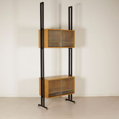 Unknown designer – Bookcase with storage units