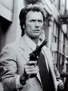 Unknown photographer - Clint Eastwood - 1985/1982