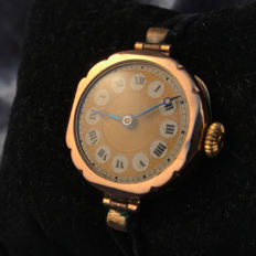 Vintage women´s wristwatch - Gold - 1929