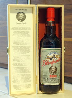 Glenfarclas Edition No.21 Thomas Carlyle