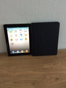 Ipad -16gb- A1219 incl case