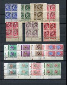 France 1947 to 1994 – Collection or dated corners, Precancelled type