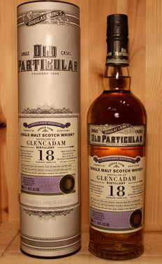 Glencadam 18 Glorious years old (May 1998 - November 2016) Douglas Laing's / Old Particular, 310 bottles