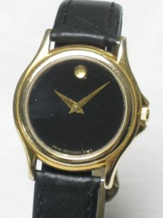 Movado 87-E4-0823 - Women's watch - 1980s - Swiss.