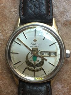 Zodiac — Oman Arab Collectors rare watch — Men — 1950-1959