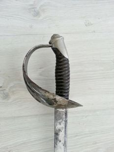 Dutch Infantry Officers Sword M1897