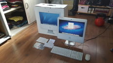 Apple iMac (A1208) - 17''inch Incl. Original box! INTEL Dual Core 2Ghz, 4GB Ram, 160GB HD incl. Apple Keyboard and Mouse etc.