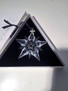 Swarovski - Christmas Star Annual Edition 2001.