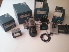 BEAUTIFUL, PRECISE HASSELBLAD H1 CAMERA AND IMACON IXPRESS DIGITAL FILM BACK