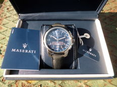 Unworn ! Maserati Successo — R8851121003 — Mens Watch — 2011-heute