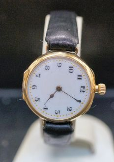 Antique Gold women's watch.