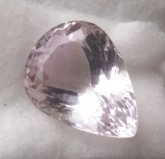 Pink Kunzite – 18.91 ct – No Reserve Price