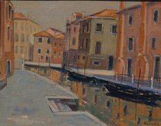 Paolo Zanucco (1964 -) - Terese's Canal