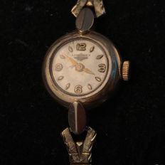 Longines - Gold women´s wristwatch - Around 1955