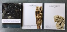 Netsuke: three books on the subject.