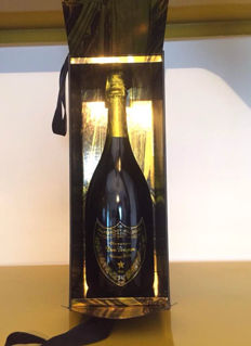 2004 Champagne Dom Perignon Limited Edition by Jeff Koons - 1 bottle (75cl) with original box and papers