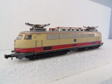 Minitrix N - 2945 - Electric locomotive Series E03 of the DB