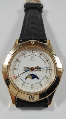 Nobilia – Triple Date Moon Phase – 905682 – Men's – 2000-2010