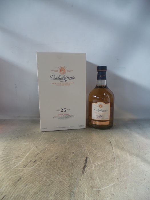 Dalwhinnie 1989 25 year old Special Releases 2015 - OB
