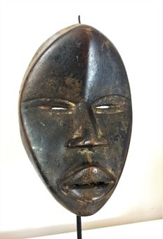 Beautifull mask - Dan - Ivory Coast