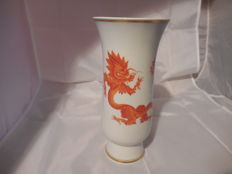 Meissen/Sword brand - Vase - Ming dragon 1st choice