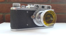 Zorki , Russian rangefinder - 1954-56's - rare export version.