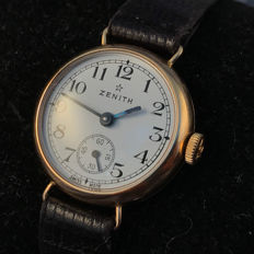 Zenith – Vintage women´s wristwatch – Gold – Around 1970.