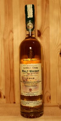 Glenrothes 1993 / 2007, Single Malt - Sherry Cask, The Secret Treasures, 43%vol 700ml/70cl