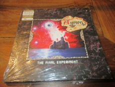 More Images  Ayreon ‎– The Final Experiment (3 LP box set coloured vinyl)
