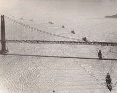Unknown/ International News Photos - San Francisco Bridge inauguration - 1937